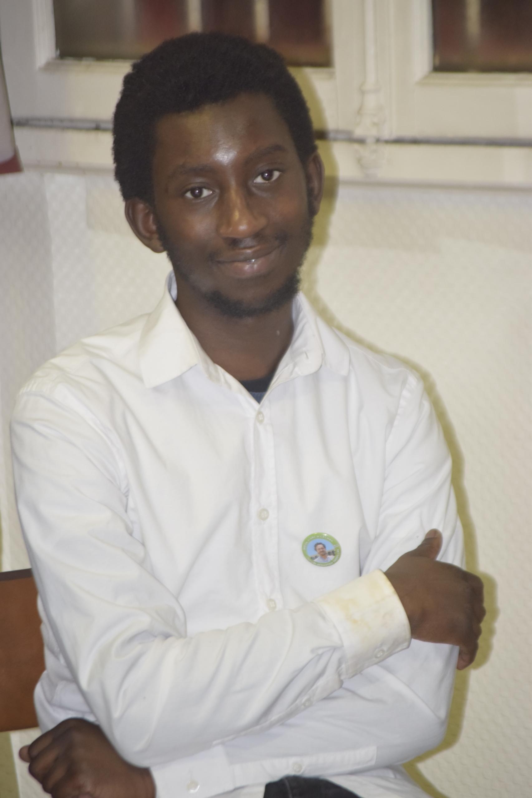Boubacar DIABATE